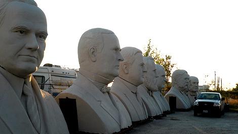 presidentheadds