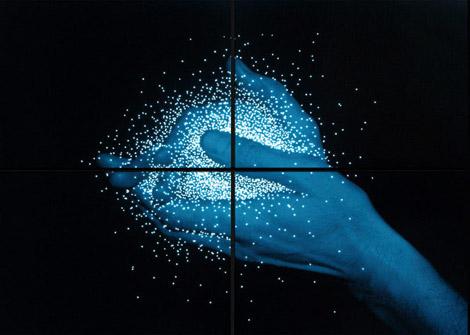 Daniele Buetti - One Blue Hand
