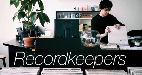 Recordkeepers: John Cellura of Bent Crayon